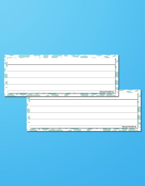 flashcards_klein_mint_blauw