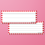flashcards_klein_rood_roze