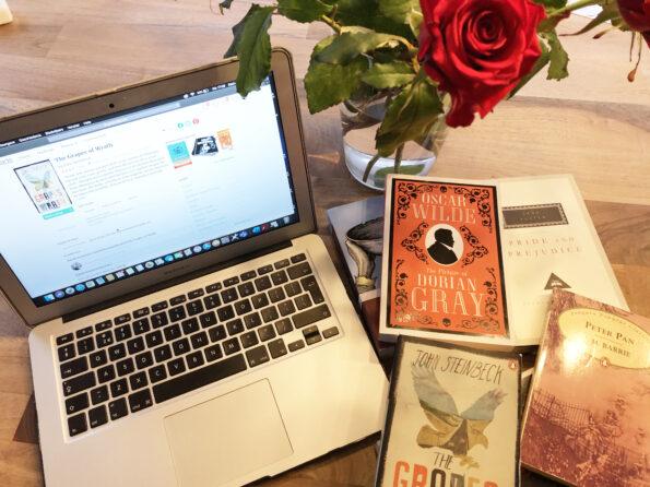 lezen onthouden digitaal leerboeken