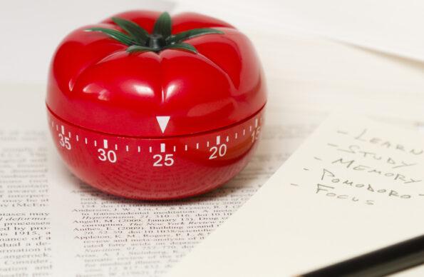 pomodoro tijdmanagement studiemethode uitstelgedrag