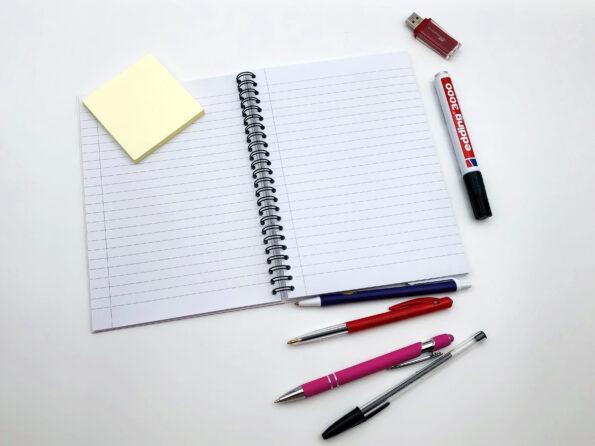 schrijven papier